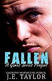 Fallen (Games Thriller Series)