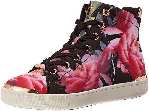 Ted Baker Women's Vleil Fashion Sneaker, Citrus Bloom, 9 M US