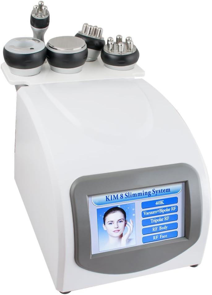 5 in1 40K Slim Vacuum Spa Whitening Body Slim Beauty Machine Anti Age Wrinkle Spa Salon Removal Skin Tightening Lifting Equipment Firming