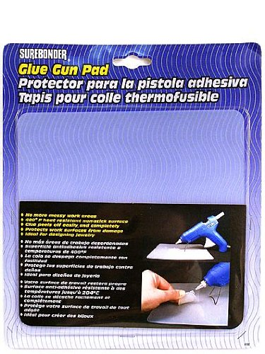 Surebonder Glue Gun Pad each [PACK OF 5 ] - Glue Gun Pad