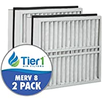 Trane BAYFTAH23M 21x23.5x5 MERV 8 Comparable Air Filter - 2pk