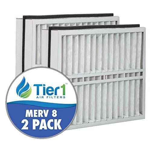 Trane BAYFTAH23M 21x23.5x5 MERV 8 Comparable Air Filter - 2pk