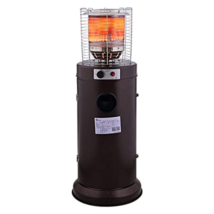 Radiador eléctrico MAHZONG Calentador de Agua a Gas Hogar Gas Natural licuado Gas Calefacción de Gas