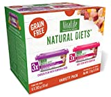 VitaLife Natural Diets Wet Dog Food - Variety Pack of 3X Chicken Stew