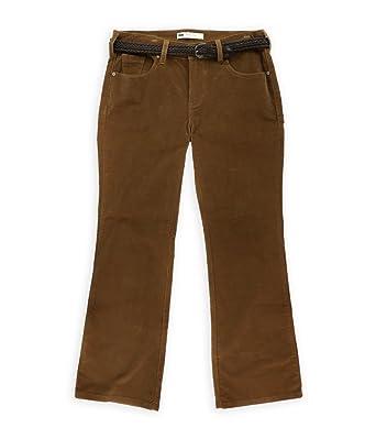 Levi's womens petite 515 cord bootcut pant