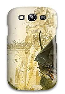 Premium Galaxy S3 Case - Protective Skin - High Quality For Dragon