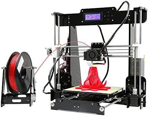 Acrylic + Marco de tornillo de plomo I3 DIY impresora 3D Con placa ...