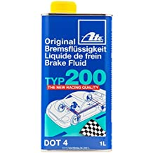 ATE 706202 Original TYP 200 Racing Quality DOT 4 Brake Fluid - 1 Liter