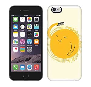 Just GOGO Premium Protective Hard Case For Iphone 6 Plus- Nice Design - Bad Hair Day