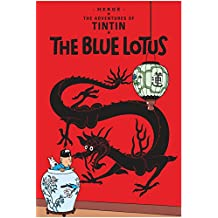 Tintin & the Blue Lotus