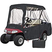 """GreenLine 2 Over 4 Passenger Golf Cart Enclosure by Eevelle (68"""" L x 40"""" W x 64"""" W)"""