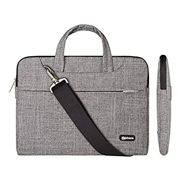 Qishare 13.3-14 Inch Laptop Bag 2ae53e801