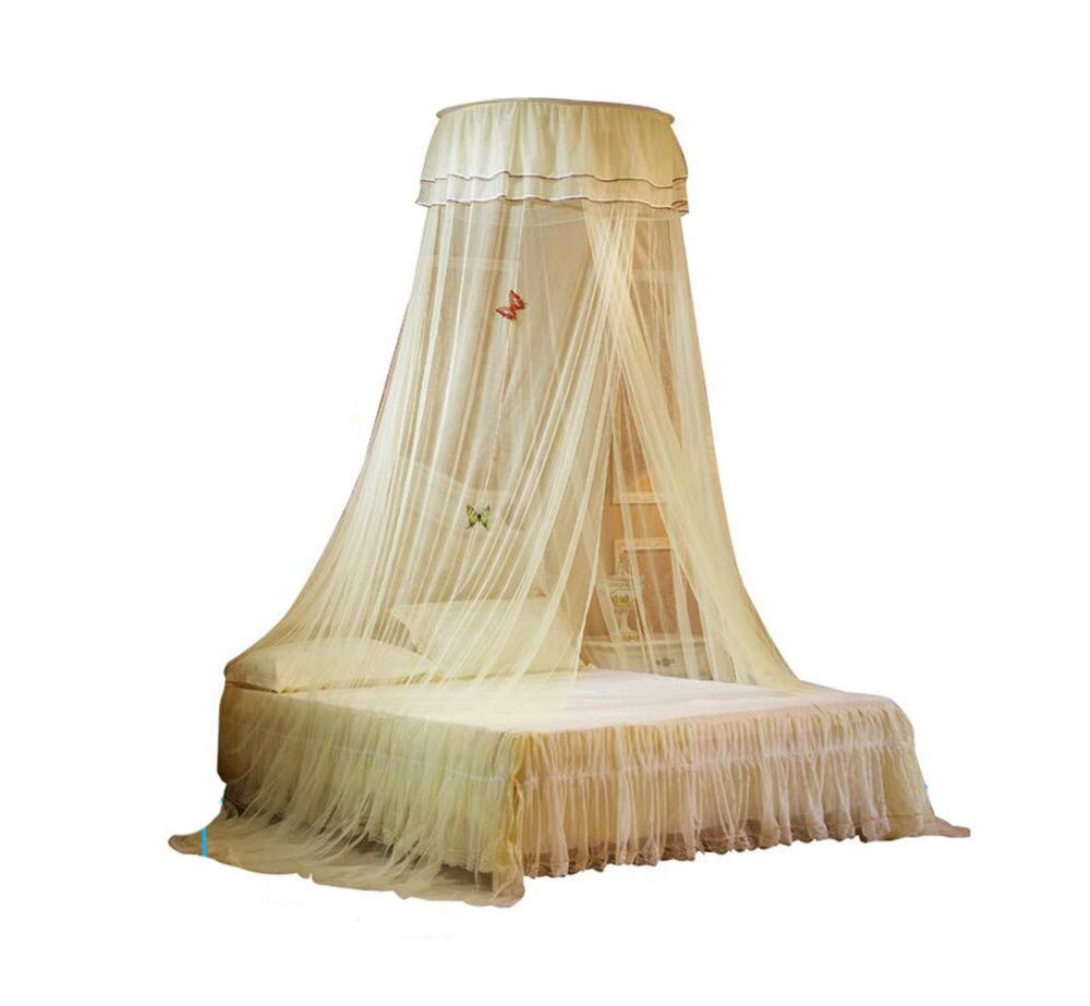 Dome Mosquito/Free Installation of Mosquito net/Princess Mosquito net/Single Door Pattern/Student Anti-Mosquito Insect net