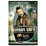 Madras Cafe (Hindi Film / Bollywood Movie / Indian Cinema DVD) 2013 by Rising Sun Films