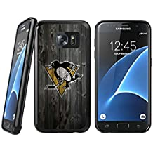 Samsung Galaxy S6 TPU Case, Pittsburgh Penguins Samsung Galaxy S6 Rubber Shell Tough Backplate Cover