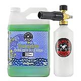 Chemical Guys HOL143 Snow Foam Cleanser (1 gallon, Torq Foam Cannon Snow Foamer & Honeydew), 128 fl. oz, 1 Pack