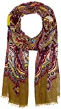 Lake Como SCARVES - Paisley (Cashmere) Scarves - Spicy