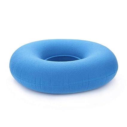 Hmj - Cojín hinchable para asiento de coche, color azul ...