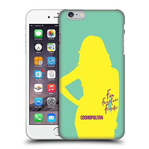 Official Cosmopolitan Cover Girl 5 Fun Fearless Female Hard Back Case for Apple iPhone 6 Plus / 6s Plus