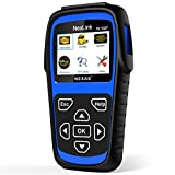 Heavy Duty Truck Scan Tool NL102 Plus Auto Scanner with Oil Reset / Force DPF Regen For Trucks + Check Engine Light for Cars, 2 In 1 Code Reader