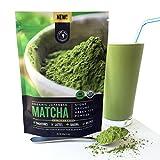 Jade Leaf - Organic Japanese Matcha Green Tea Powder, Classic Culinary Grade (For Blending & Baking) - [100g value size]