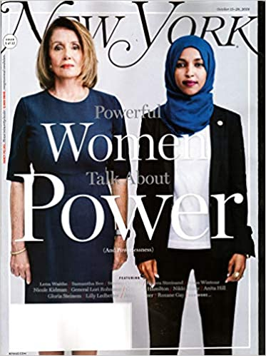 Image result for image of pelosi and SUAD ON MAGAZINE COVER