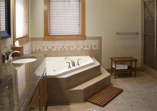Teak Shower/Bath Mat (20'' x 14'') by Teakworks4u (Image #3)