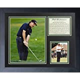"""Legends Never Die""""Phil Mickelson Open"""" Framed Photo Collage, 11 x 14-Inch"""