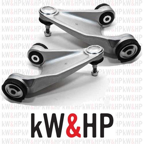 Coppia bracci oscillanti superiori, sospensione ruota Dx/Sx (KW139091) kW&HP