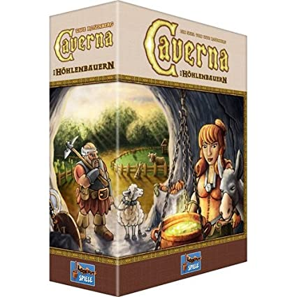 Amazon.com: Caverna: The Cave Farmers: Toys & Games