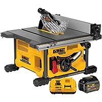 Dewalt Flexvolt 60V MAX 8-1/4In Table Saw Kit