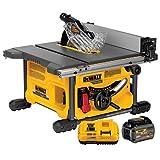 Cheap DEWALT DCS7485T1 FLEXVOLT 60V MAX Table Saw Kit, 8-1/4″