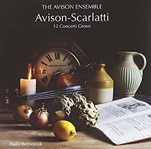 12 Concerti Grossi After Scarl