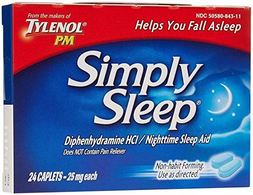 simply sleep nighttime aid