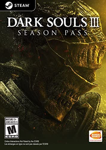 Dark Souls III Season Pass [Online Game Code] action_games