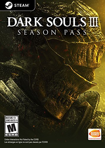 Dark Souls III Season Pass [Online Game Code] by Bandai