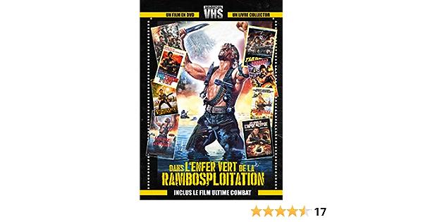 DANS LENFER DE LA RAMBOSPLOITATION (Génération VHS): Amazon ...