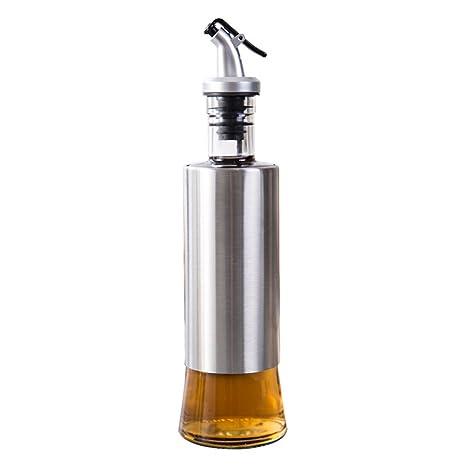 ViewHuge Dispensador de Aceite de Oliva de vinagre, Botella ...