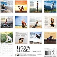 Calendario 2019 Yoga (ft) - Meditation - Zenitude ...