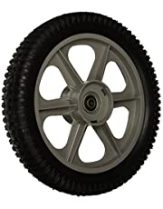 "Maxpower 335112 Plastic Spoked Wheel, 12"""
