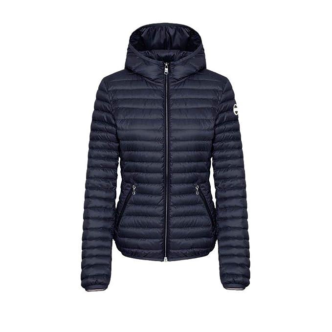 COLMAR ORIGINALS Luxury Fashion Donna 2224R8RQ68 Blu Piumino | Autunno Inverno 19