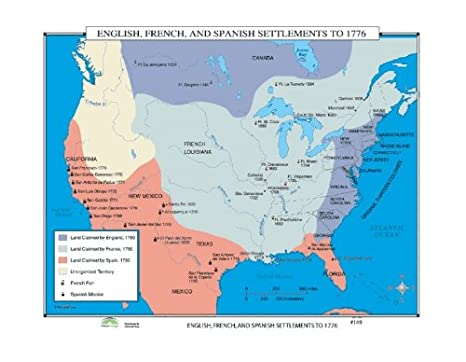 Universal Map 30383 149 French Spanish And English