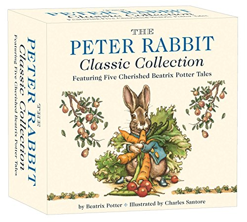 Collection Rabbit - The Peter Rabbit Classic Collection: A Board Book Box Set