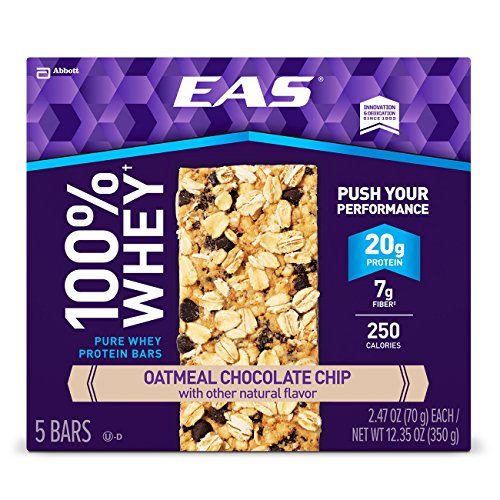 EAS Protein Oatmeal Chocolate Count