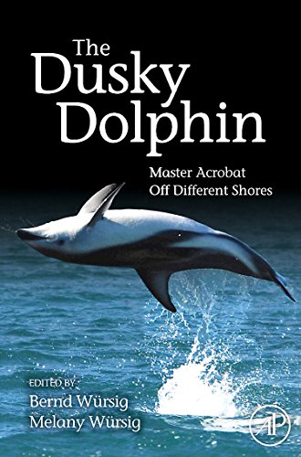 (The Dusky Dolphin: Master Acrobat Off Different Shores)