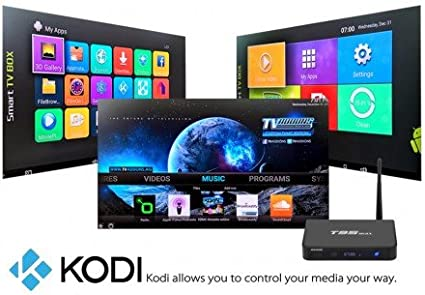 T95max Android TV Box - 4Kx2K, 5.1 Android, Bluetooth 4.0, Wi-Fi, 2GB de RAM + memoria de 32GB, Kodi: Amazon.es: Electrónica