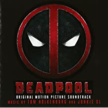 Original Soundtrack - Deadpool +1 [Japan CD] WPCR-17226