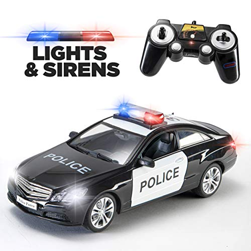 Remote Control Police Car Rc Depot