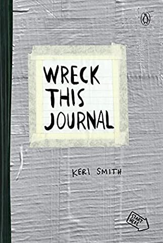 Wreck This Journal (Duct Tape) Expanded Ed. - Creative Scrapbooking