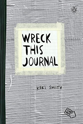 Wreck This Journal (Duct Tape) Expanded Ed. (Journal Reference Book)